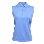 Kate Lord Eden Sleeveless Polo - Olympic