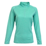 Kate Lord Fairlee 1/2 Zip Top - Surf/Olympic