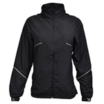 Kate Lord Stratton Jacket - Black/Matte Silver