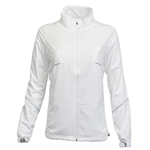 Kate Lord Stratton Jacket - White/Matte Silver