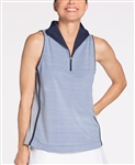 KINONA Sporty Shoulders Golf Top - Check It Out