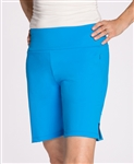 KINONA Smooth Your Waist Golf Short - Deep Turquoise