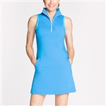 KINONA Dress To Win Golf Dress - Deep Turquoise