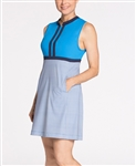KINONA Make Your Day Golf Dress - Deep Turquoise