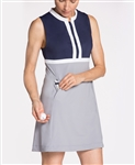 KINONA Make Your Day Golf Dress - Navy