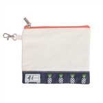 A&L Golf Brigsby Tee Pouches - Natural