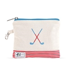 A&L Golf Brigsby Crossed Club Tee Pouches