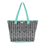 Ame & Lulu Brunch With Me Bag - Black Shutters