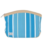 Ame & Lulu Ticking Stripe and Makeup Beauty Bag - Ticking Stripe