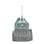 Ame & Lulu Kingsley Tennis Backpack