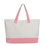 Ame & Lulu Resorter Tote - Clover