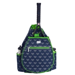 Ame & Lulu Kingsley Tennis Backpack - Victory