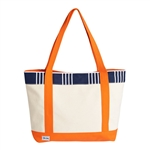 Ame & Lulu Tucket Tote - Abbey Plaid