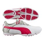 Puma Sunnylite V2 Golf Shoe - White/Rose