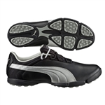 Puma Sunnylite V2 Golf Shoe - Black/Silver