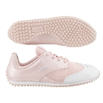 Puma SummerCat Golf Shoe - White/Pink Dogwood