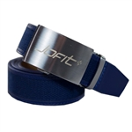 JoFit Contoured Canvas Blue Depth Belt