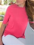 JoFit Travel Tee - Sherbet