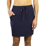 JoFit Midnight Fairway Drawstring Skirt