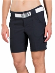 JoFit Belted Golf Short Black