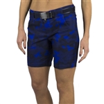 JoFit Belted Golf Short - Camouflage