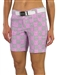 JoFit Belted Golf Short - Sangria Plaid
