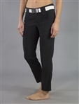 JoFit Belted Cropped Golf Pant - Black