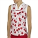 JoFit Monoco Sleeveless Top -  Cherry Print