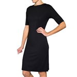JoFit Bon Voyage Black Dress
