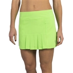 "JoFit Dash 14"" Skort - Honeydew"