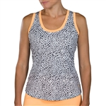JoFit Volley Crocodile Print Tank