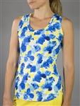 JoFit Volley Phoenix Watercolor Tennis Tank
