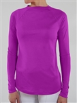 JoFit Solar UV50 Long Sleeve Top - Lotus