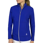 JoFit Nexus Fleece Jacket - Blueberry