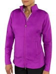 JoFit Nexus Fleece Jacket - Lotus