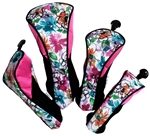 Glove It Garden Party Headcovers (Set of 4)
