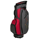 Greg Norman Golf Cart Bag - Red Core