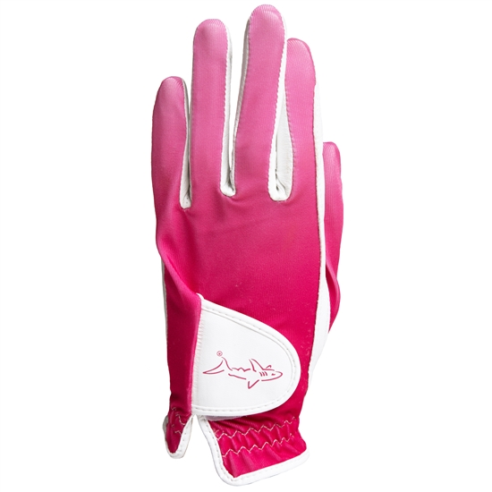 Greg Norman Ladies Pretty In Pink Golf Glove