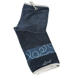 Greg Norman Golf Towel - Chain Reaction