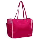 Greg Norman Pretty In Pink Tote Bag