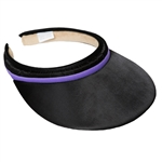 Greg Norman The Color Purple Golf Visor