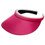 Greg Norman Pretty In Pink Ladies Golf Visor