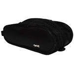 Glove It Black Mesh Golf Shoe Bag