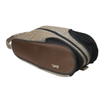 Glove It Golf Shoe Bag - Mixed Metal