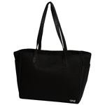 Glove It Black Mesh Sport Tote