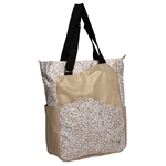 Glove It Uptown Cheetah Tennis Tote
