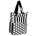 Glove It Mod Dot Tennis Tote