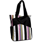 Glove It Cabana Stripe Tennis Tote