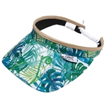 Glove It Jungle Fever Golf Visors (w/Twist Cord)