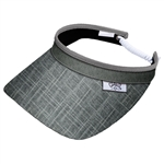 Glove It Silver Lining Golf Visors (w/Twist Cord)